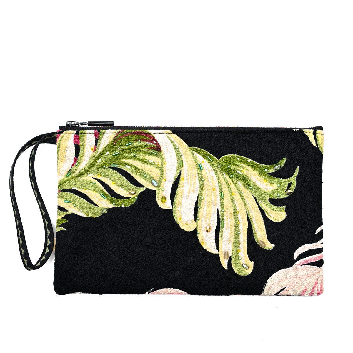 Ferns – Hand-Beaded