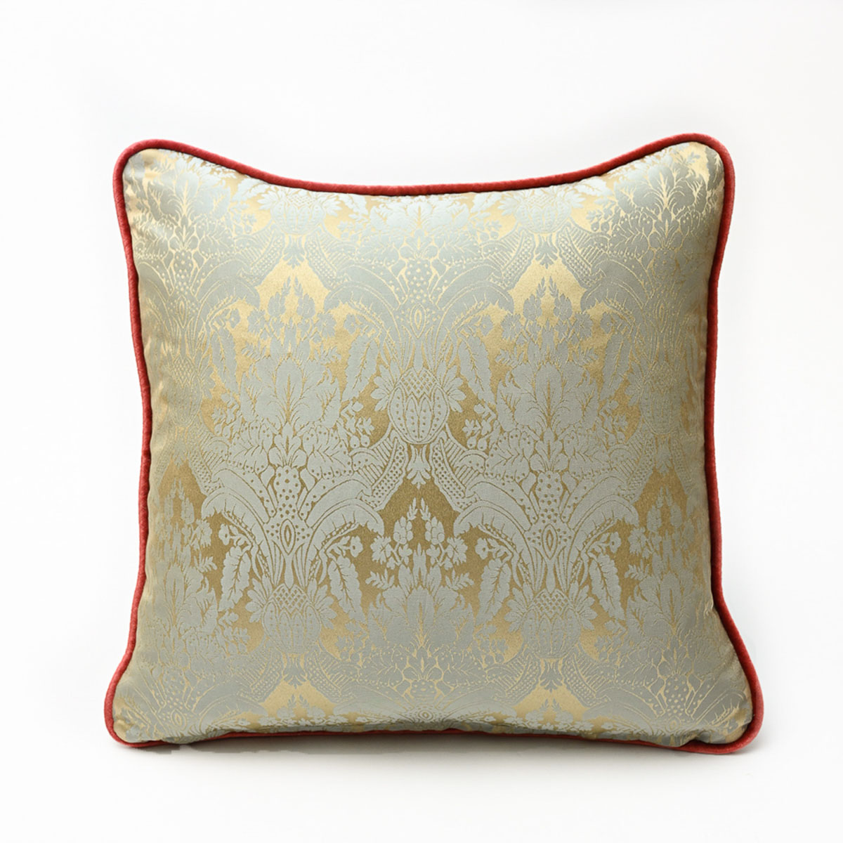 "Mid Century Modern Leaf – Single Pillow, Pair available  – 20"" x 20"""