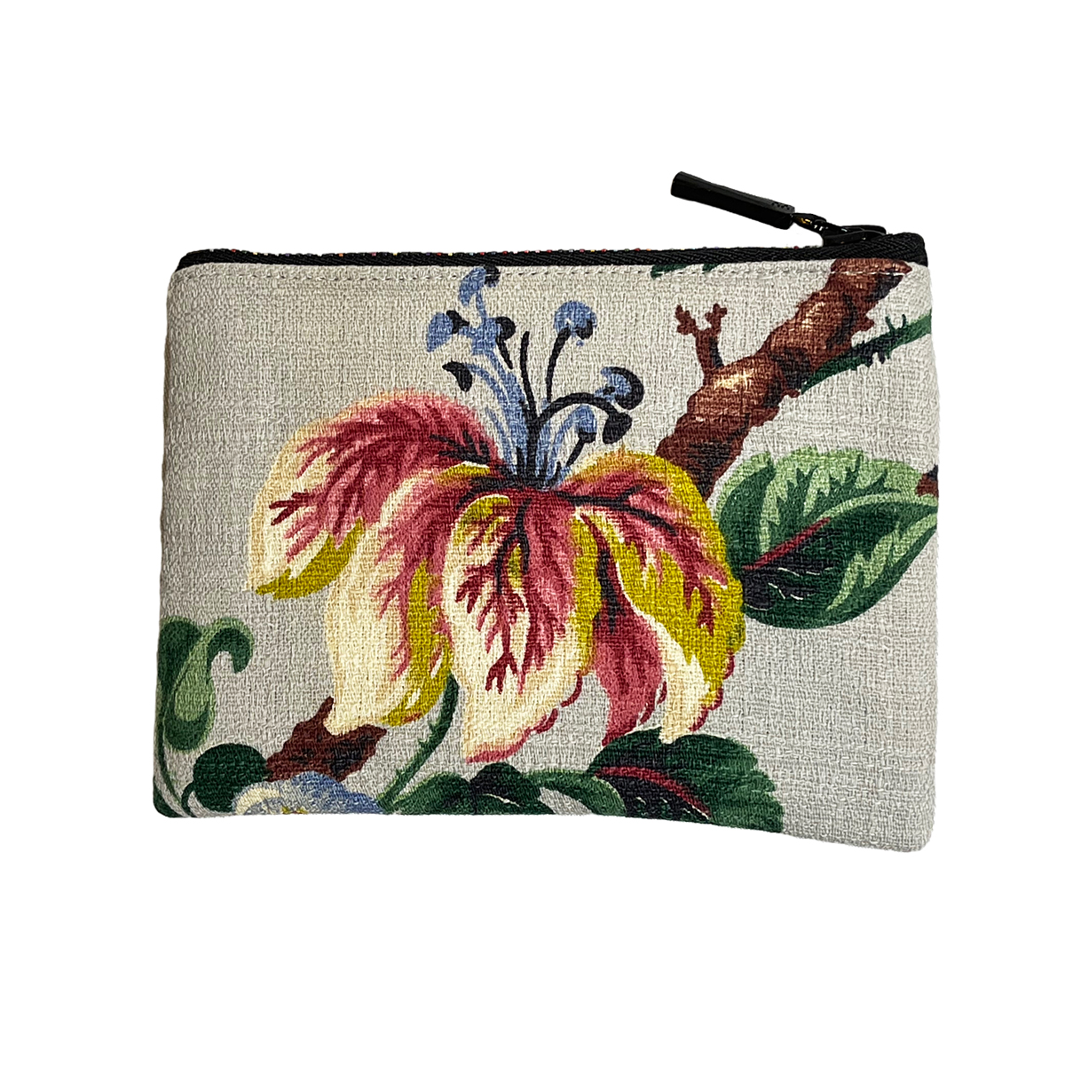 Coin Purse – Floral Lily