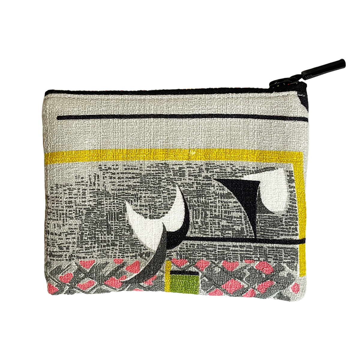 Coin Purse – Mid Century Modern Shapes