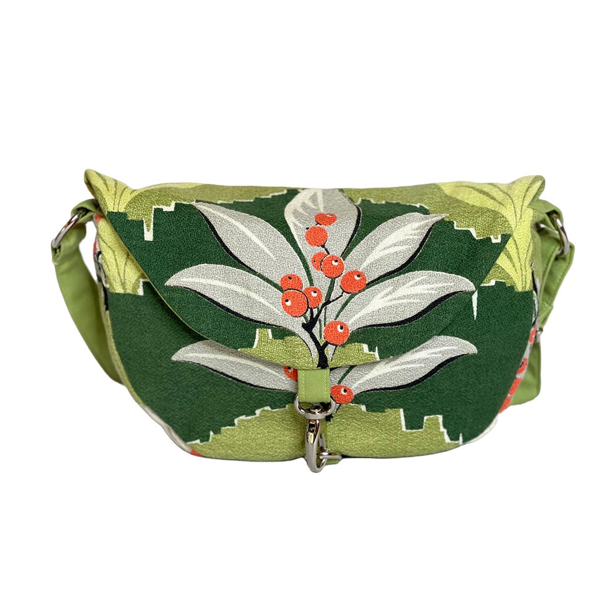 Vogue Bag – Mid Century Modern Leaf