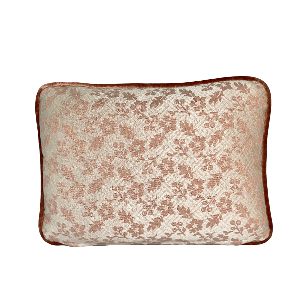Cabbage Roses Garden – Single Accent Pillow 10 x 14, Pair available